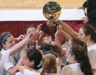 Haldane girls win fourth straight Section 1 title