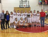 Kennedy girls place third in 2A state tournament