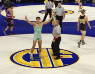 Anthony Mantanona claims CIF state wrestling title