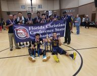 West Melbourne Christian second in national tournament
