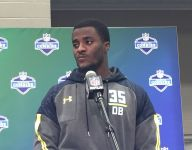 NFL combine: Ex-Michigan CB Jourdan Lewis gets 'feisty' about height
