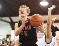 The athlete of the week winner is announced