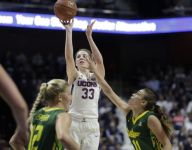 Girls Sports Month: Former ALL-USA POY Katie Lou Samuelson has record-setting night for UConn