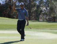 Xavier Prep holds off Palm Desert, darkness for golf win
