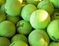 Roundup: Easy wins for DVL tennis trio