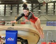 Gymnastics: Brighton's Casper, Farmington's Bills win all-around titles