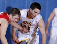 Pewamo-Westphalia boys pull away from Laingsburg in district tourney