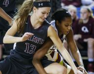 Caravel girls shoot down St. E, back in title game