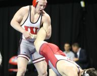 Doyel: Wabash wrestler is a poet who plays with his prey