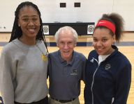 Detroit Country Day's Frank Orlando more than records, girls basketball