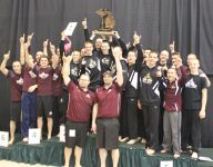 Dexter, Brother Rice, Cranbrook repeat in state swimming finals