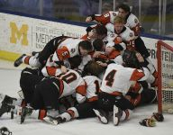 Brother Rice routs Forest Hills to win Division 2 hockey title