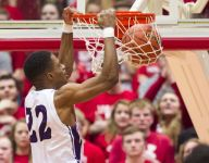 Insider: Ben Davis celebrates, but not done yet