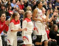 South Salem rallies from 20-point deficit to place third