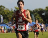 Cacciatore at national indoor meet, more high school notes