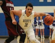Ohmer's 41 points lift Scott over Harlan Co.