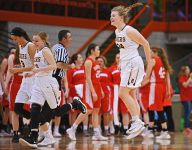 Halling leads Harrisburg to first-ever AA state championship berth