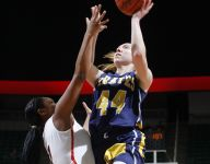 Pewamo-Westphalia girls fall just short in Class C state final