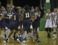 VIDEO: Freshman's buzzer-beater lifts Franklin (N.J.) girls hoops to Tournament of Champions title