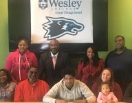 Prep notes: Howard's Matthews to play two sports at Wesley