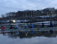 Lourdes crew takes to water Tuesday, eyes solid season