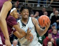 Edwards: Don't expect Nick Ward-like numbers from Xavier Tillman...yet