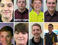 Boys bowling Dream Team, all-area teams