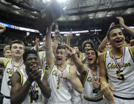 Class A: Foster Loyer (MSU) guides Dan Fife, Clarkston to first title