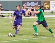Manual grad Richard Ballard impresses in Louisville City FC debut