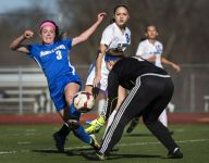 Freshmen and Finelli help Cavalier girls stay unbeaten