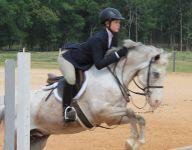 Tonnies, equestrian team fares well at IEA Zones