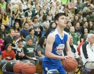 Alex Barcello warms up but not enough to advance in HS national 3-point championships