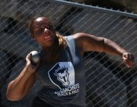 Osborne-Butler wins girls shot at Reed Rotary meet