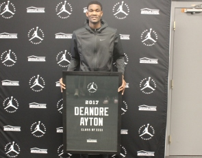 Arizona signee Deandre Ayton excited to play in front of family at Jordan Brand Classic