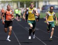 Irish sweep Eastern Valley Conference track meet