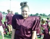 Female student allowed to join junior high football team