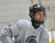 West's Parsells hopes to be selected in NHL Draft
