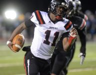 TCU, Oklahoma State top contenders for Parkway's Wudtee