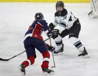 Bay Port, Notre Dame hockey teams cruise to wins