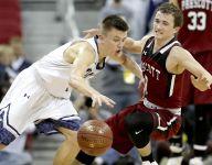 Hunter Plamann points Xavier to state championship