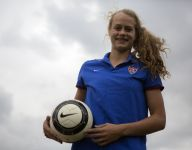 Freshman soccer player chasing U.S. national team dream