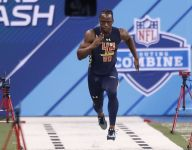 NFL Combine star John Ross' HS track coach: 'He can run faster than that'
