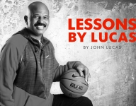 The Coach John Lucas Blog: Potential aside, can he actually play now?