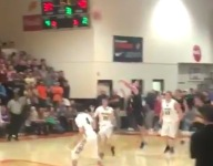 VIDEO: Your miraculous buzzer beater of the day comes from Tennessee