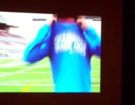 VIDEO: New Ohio State RB commit Jaelen Gill included an epic UCLA fake out during ceremony