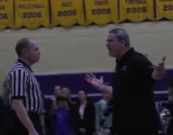 VIDEO: Wild Calif. playoff finish includes a Chris Webber moment and coach ejection