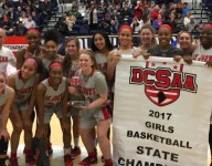 No. 2 St. John's girls basketball repeats as D.C. state champions