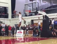 VIDEO: Super soph Cassius Stanley capped Section title with wild windmill slam