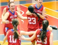 Vermont girls basketball state semifinal finishes with just 41 combined points