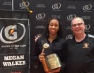 Megan Walker wins Gatorade National Girls Basketball Player of the Year
